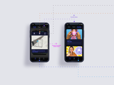 5mincraft first concept design app concept ux ui