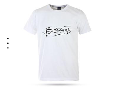 Beznotlogo musicband shirt logo