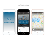 myWeather App
