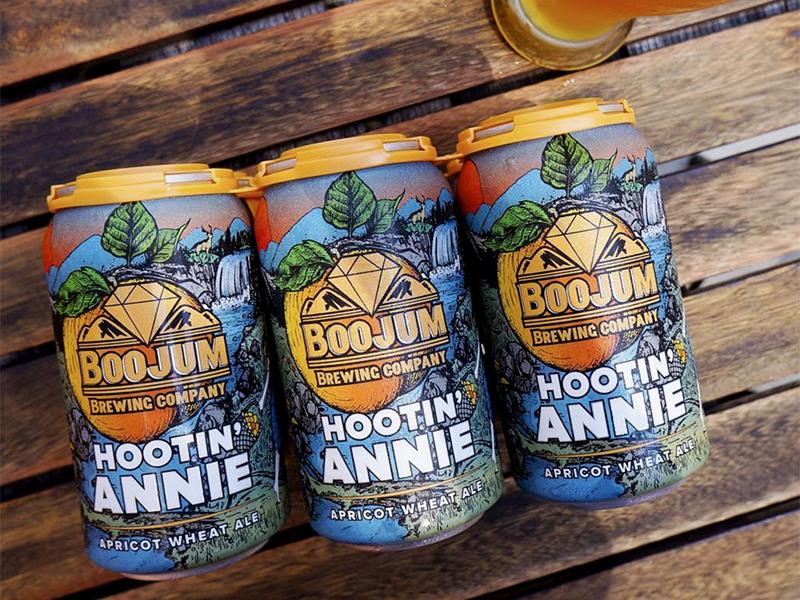 Boojum hootin annie apricot wheat ale design by big bridge 800x600