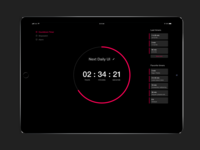 Daily UI #014 - Countdown Timer