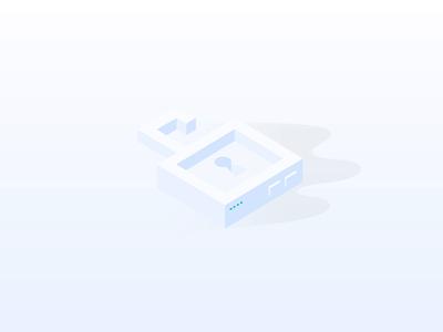 UI padlock video animation design onboarding ui motion mobile app design mobile app kit ios vector illustrator illustration gif design app animation android