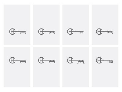CH + key