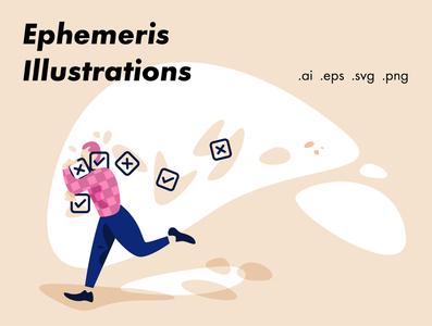 Ephemeris Illustrations