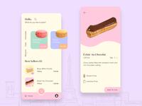 Sweet App Design
