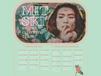 Mitski Cowboy Tour