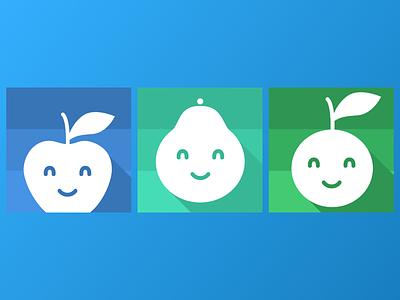 Fruit Avatars fruit avatar fruits default avatars default profile pics profile picture avatars