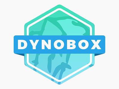 Dyno Logo dyno box dyno colorful logo bright logo gradient logo logo