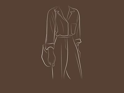 outfit-1 design illustration