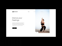 YOGA CLUB ( Website Design)