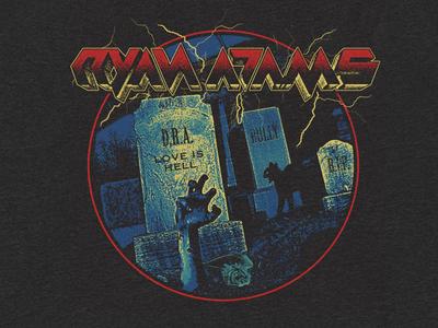 RYAN ADAMS - graveyard