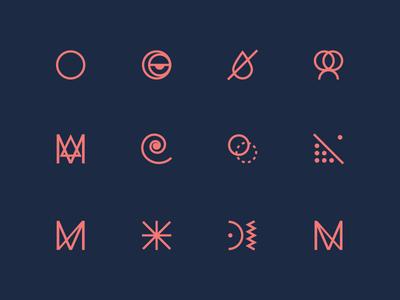 MN - symbols