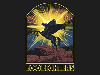FOO FIGHTERS - pegasus