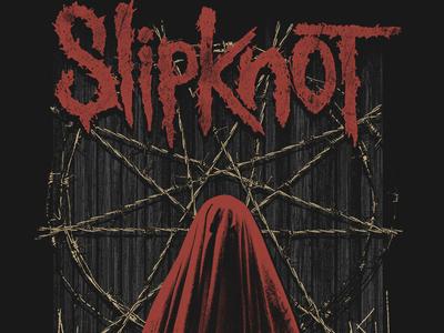 SLIPKNOT - gig poster