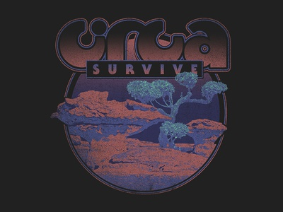 CIRCA SURVIVE - formations
