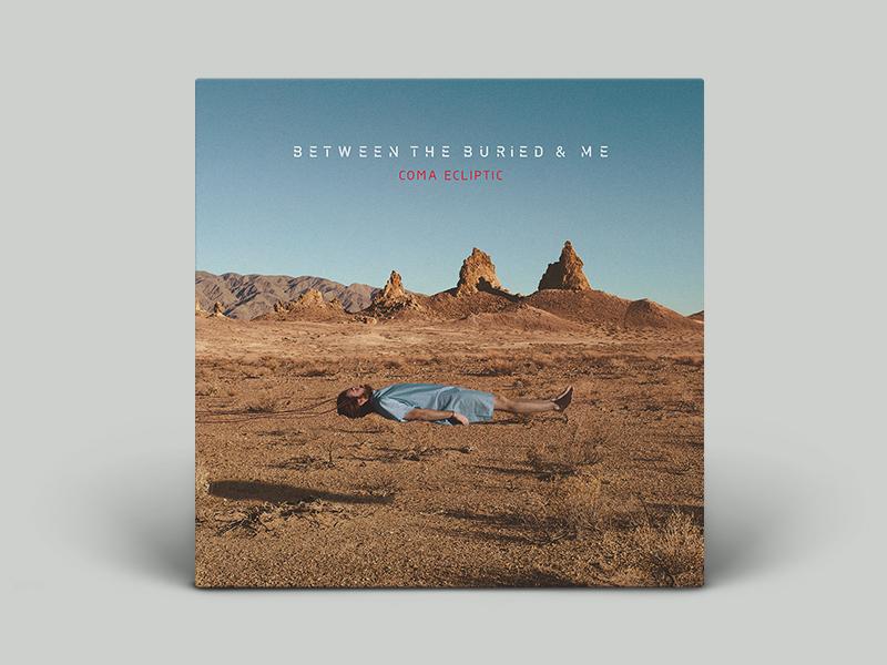 Between the Buried & Me - Coma Ecliptic btbam metal prog rock album album cover photography landscape