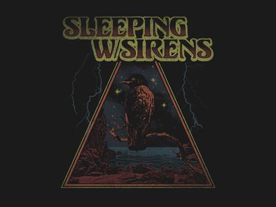 SLEEPING W/ SIRENS - perch