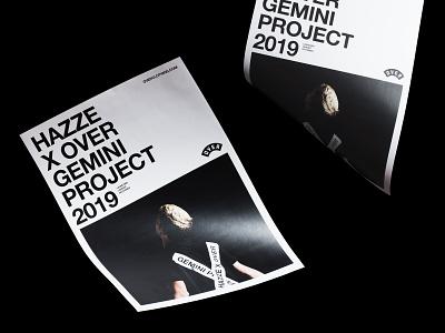 Hazze Poster studio bbbrick print design print graphicdesign posterdesign poster design poster
