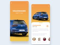 Car Marketplace - UI