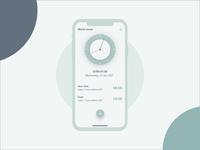 World Clock - UI Daily 2