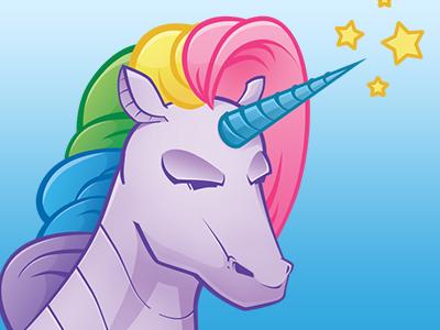 Securicorn unicorn rainbows
