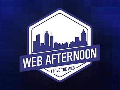 Web Afternoon Logo logo atlanta web afternoon
