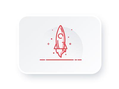 Buletin App / Blocked Sources spaceship icon star icon red icon modern icon modern icons ui icon space ship space ship icon ship icon ios icons icon set cute icon block feature block illustration blocked