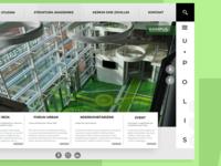 Polis University Web Design