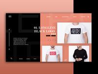 Streetwear Web Design