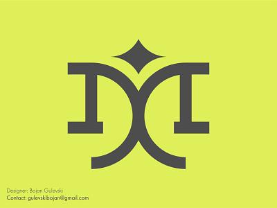 M + D logo design mark spark star m letter x letter d letter monogram logo monogram d monogram x logo initial m logo initials logo initial logo initials initial initial d dm logo md logo d logo m logo