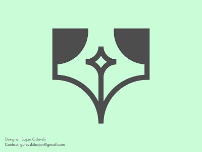 W + Crown Logo branding design brand identity logo designer logo design abstract simple boutique diamond luxury queen icon symbol royal fashion prince king crown of thorns princess w logo crown logo