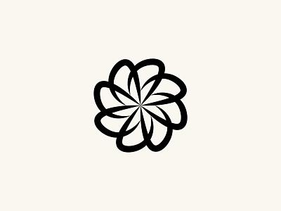 Flower logo modern sophisticated sophisticated logo minimalistic minimal minimalist logo vector icon minimalist creative flat branding professional design logo leaves leaf flowers flower flower logo