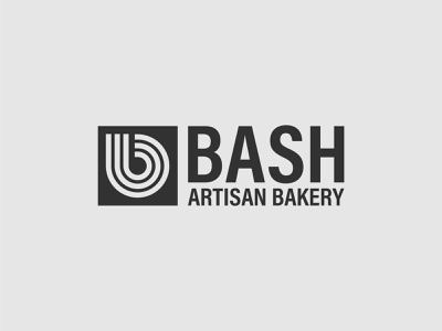 Bash Bakery Logo bread food baker bakerylogo b letter b logo mark b logo bakery logo bakery vector icon minimalist logo creative minimalist flat branding professional design logo