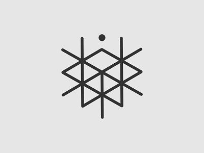Isometric logo symmetry symbol abstract geometric vector minimalist logo minimalist branding design logo simple logo line logo square isometric logo isometric art isometric design isometric illustration isometric isometry