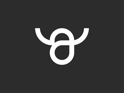 Bull logo logo designer vector bold symbol website logo software logo app logo sophisticated abstract cow bull head logo bull head bull creative minimalist flat branding professional design logo