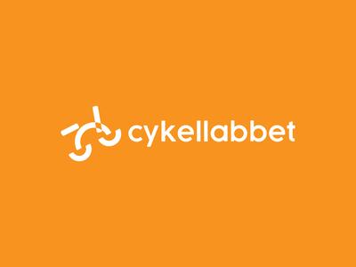 """Bike Logo """"Cykellabbet"""""""