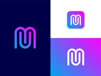 M + U Logo
