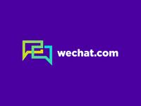 Wechat Logo Design