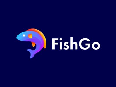 FishGo Logo Design