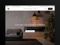 Artefactorist — Web App Design