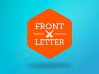 Logo Front Letter