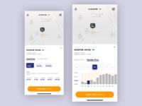 City Rentals. Rates/Prices UI