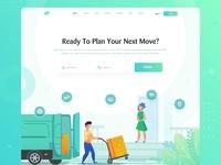 Mover Company Homepage
