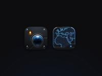 Scifi icons v2