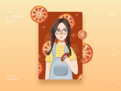 illustrations girl
