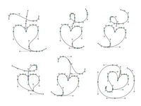 FloralHeart Recipes for Shape Initiation