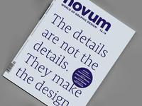 Novum Magazine Cover 12-2014 full