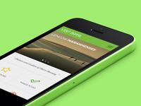 Visit Brasil - Mobile Website
