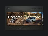 Jeep visual concept
