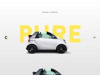 Smart - Visual Concept